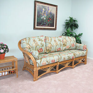 Rattan Living Room Furniture Sofa Couch #1690H SM