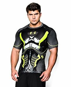 Under Armour 1257495 Mens HeatGear Future Warrior Compression Shirt
