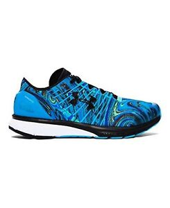 Under Armour 1288308-987 Mens UA Charged Bandit 2 Psychedelic Running Shoes