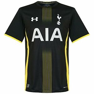Under Armour Mens Tottenham Hotspur 1415 Away Replica Short Sleeve Shirt S