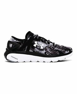 Under Armour 1270230-001 Womens UA SpeedForm Fortis Graphic Running Shoes