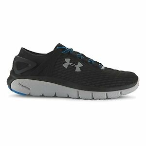 Under Armour 1265571 Mens UA SpeedForm Fortis Night Running Shoes 12