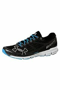 Under Armour Mens UA Charged Bandit Night Running ShoesBlack- Choose SZColor.