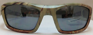 Under Armour Ace Youth Sunglasses Realtree Camouflage Frame Gray Mult Lens 50 mm