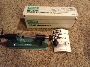 RCBS Rotary Case Trimmer - 2