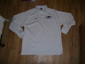 Holy Cross Crusaders Basketball Nike Fit-Dry Long sleeve men's TALL size-XL