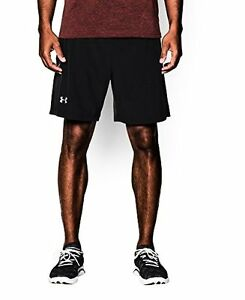 Under Armour Men's UA Launch Run Stretch-Woven 7