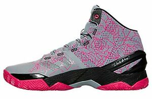Under Armour Men's Curry 2 Mother's Day 1259007-037 - Choose SZColor
