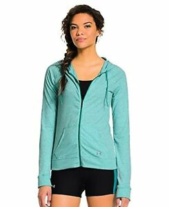 Under Armour Women's Charged Cotton Undeniable Full Zip - Choose SZColor