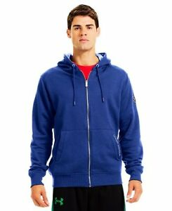 Under Armour Men's Charged Cotton Storm Full Zip Hoodie - Choose SZColor