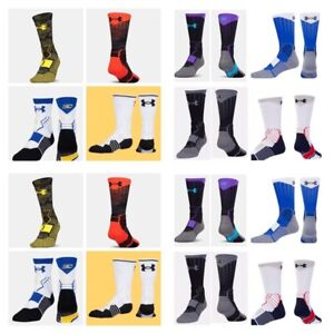 Under Armour UA Basketball Sport Socks $9.98