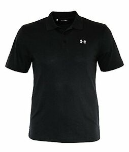 Under Armour Men UA Golf Cotton Blend Polo T-Shirt - Choose SZColor