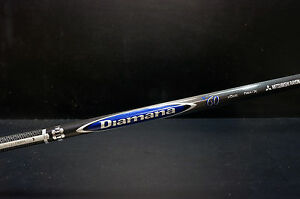 Diamana Limited S+ Blue 60 X Flex TaylorMade Golf R11s TP Driver Shaft - NEW