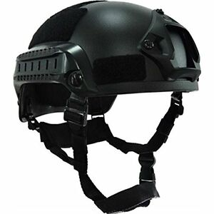 OSdream Black MICH-1A Low Price Action Version Helmet for Airsoft Paintball