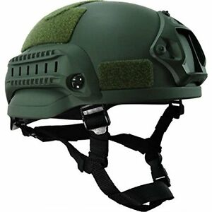 OSdream Green MICH-1A Low Price Action Version Helmet for Airsoft Paintball