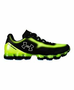 Under Armour - 693600 Mens UA Scorpio Running Shoes  High-Vis Yellow
