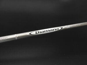 2015 Diamana D+ White 60 Stiff Flex TaylorMade Golf R11s TP Driver Shaft - NEW