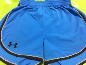 Under Armour Women's Running Shorts Size XS Fast Dry Keep Cool Fitness Workout