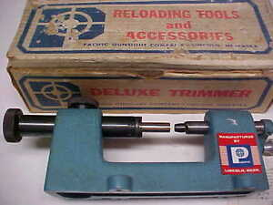 Pacific Delux Case Trimmer - Made in U.S.A.