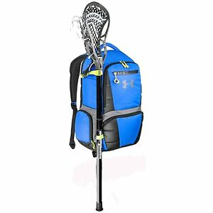 UNDER ARMOUR LACROSSE LBP LAX Backpack BAG UA Royal OSFA