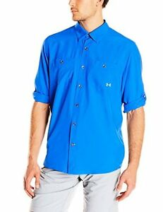 Under Armour UA Chesapeake LS Shirt - Men's - Choose SZColor