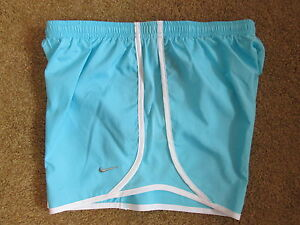 NWT Nike Youth Girls Tempo Running Shorts Blue 455912 426 M L XL