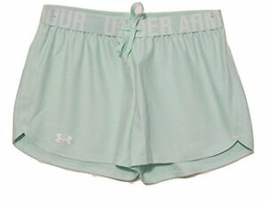 Under Armour Women's Heatgear Loose Fit Play Up Shorts - Choose SZColor