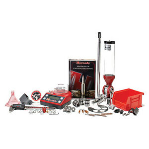 Hornady Lock-N-Load Iron Press Single Stage Kit with Auto Prime Reloading 085521
