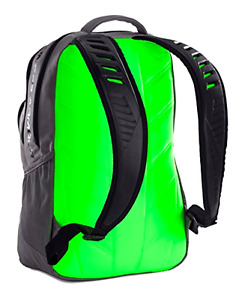 Under Armour Storm Recruit Backpack GraphiteHyper Green One Size
