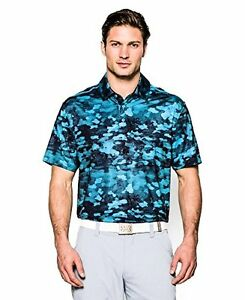 Under Armour Mens UA Playoff Polo S- Choose SZColor.