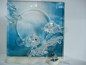 Swarovski Wonder of the Sea Harmony Clear SCS 2005 Crystal Authentic MIB 681823