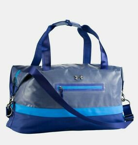 BRAND NEW w Tags Under Armour Perfect Flow Duffle Gym Workout Shoulder Bag