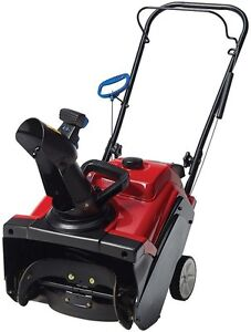 Toro Compact Effective Power Clear 518 ZR 18 in. Single-Stage Gas Snow Blower