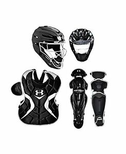 Under Armour Youth PTH Victory Catchers Kit (9-12) - Choose SZColor