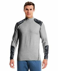 Under Armour Men's ColdGear Infrared Evo Fitted Mock - Choose SZColor
