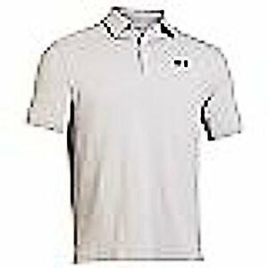 Under Armour Elevated Heather Stripe Polo Tee - Men's - Choose SZColor