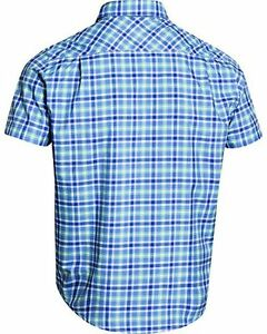 Under Armour Men's Chesapeake Patterned Short Sleeve Shirt - 1253150 452