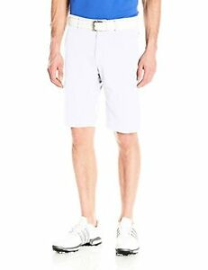adidas Golf Men's Adi Ultimate 3 Stripe Shorts - Choose SZColor
