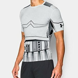 Under Armour Vader Full Suit Compression T-Shirt - AW16 - Choose SZColor