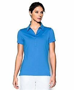 Under Armour Women's Zinger Short Sleeve Polo - Choose SZColor