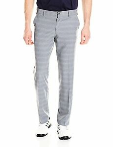adidas TM6183S6 Golf Mens Ultimate Dot Plaid Pants 30- Choose SZColor.
