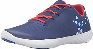 1288227-404 Under Armour Kids Girls UA GGS Street Precision Low (Big Kid)