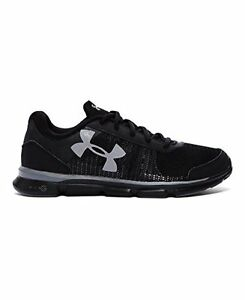 Under Armour 1266302-001 Big Boys Grade School UA Micro G Speed Swift Running