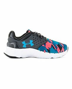 Under Armour Kids 1265346-478 Girls UA GPS Flow RN GR (Little Kid)