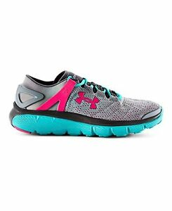 Under Armour Kids 1258750-035 Girls UA GGS SpeedForm Fortis (Big Kid)