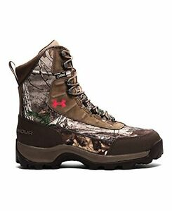 Under Armour 1240083-946 Womens UA Brow Tine 800 Hunting Boot 7 REALTREE AP-XTRA