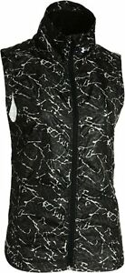 Under Armour 1264834 Print Layered Up! Storm Vest - Womens Black