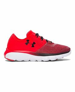 Under Armour 1281982-706 Boys Grade School UA Fortis 2 TCK Running Shoes 4