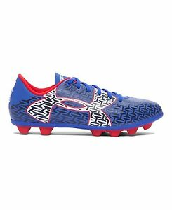 Under Armour Boys UA ClutchFit Force 2.0 HG Jr. Soccer Cleats 1 TEAM ROYAL