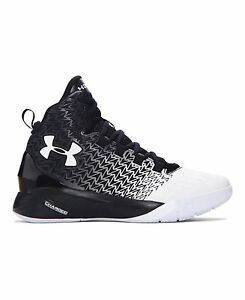 Under Armour 1274063-002 Boys Grade School UA ClutchFit Drive 3 Basketball Shoes